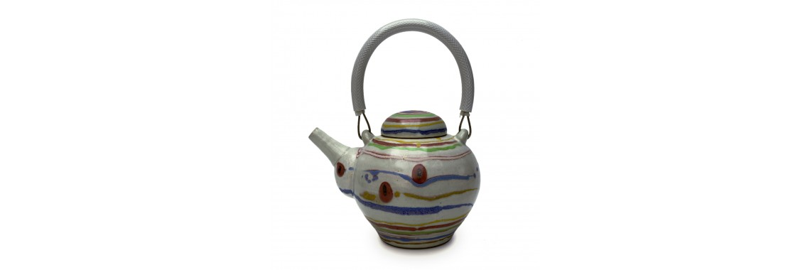 Teapot - Banded
