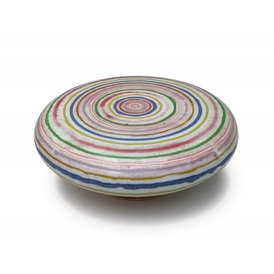 "Cushion 13""d. - Banded"
