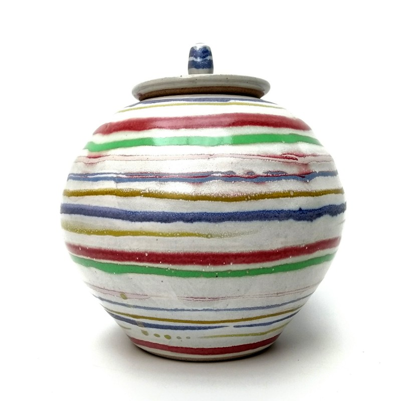Jar - Spinning Top Pot