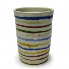 "Beaker 4"" - Banded decoration"
