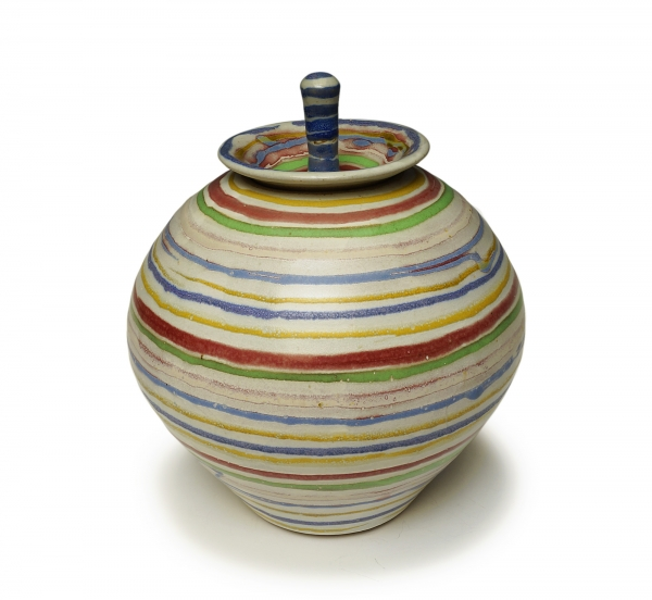 Jar - Spinning Top Pot 23